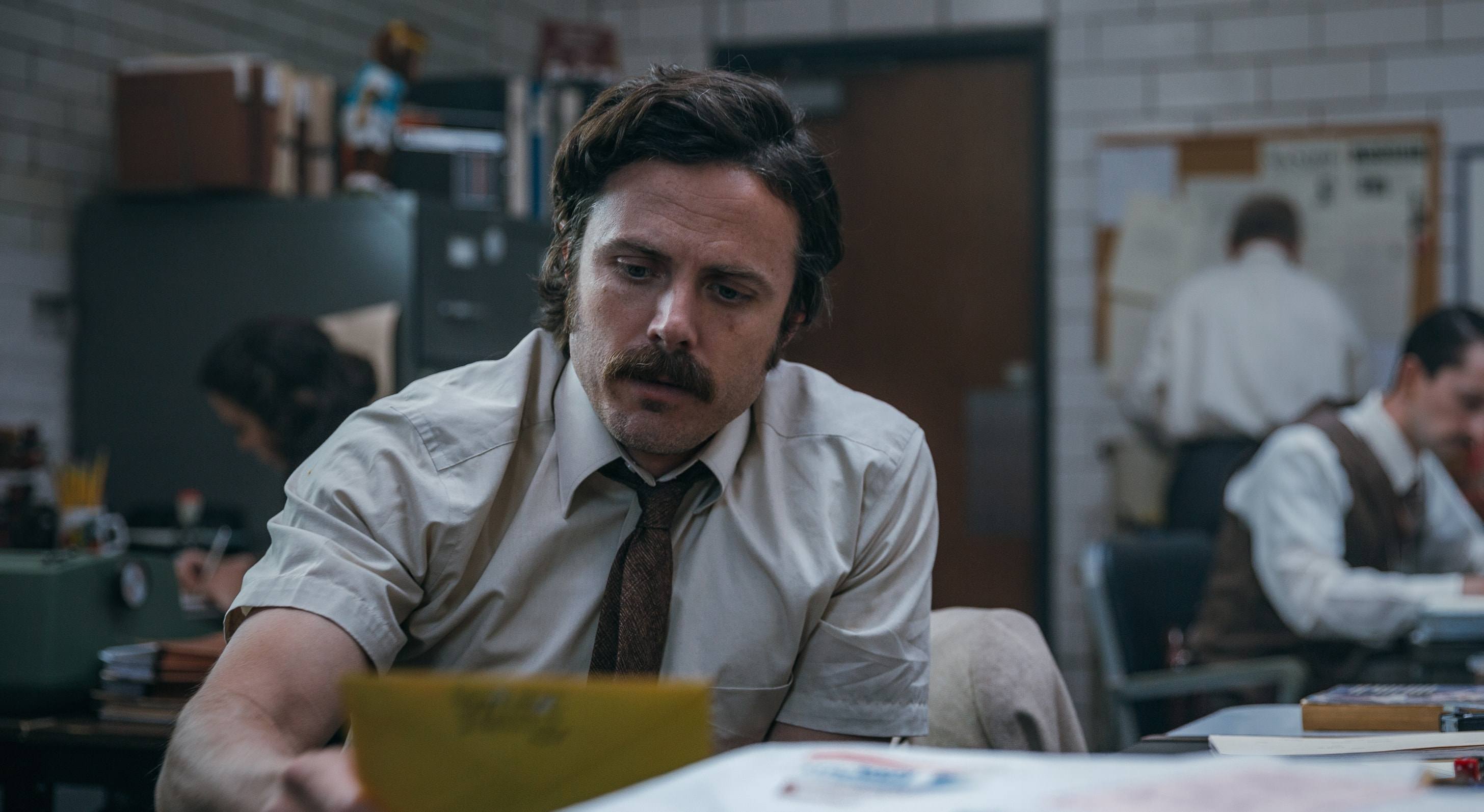 Casey Affleck in The Old Man & the Gun, dir. David Lowery, 2018