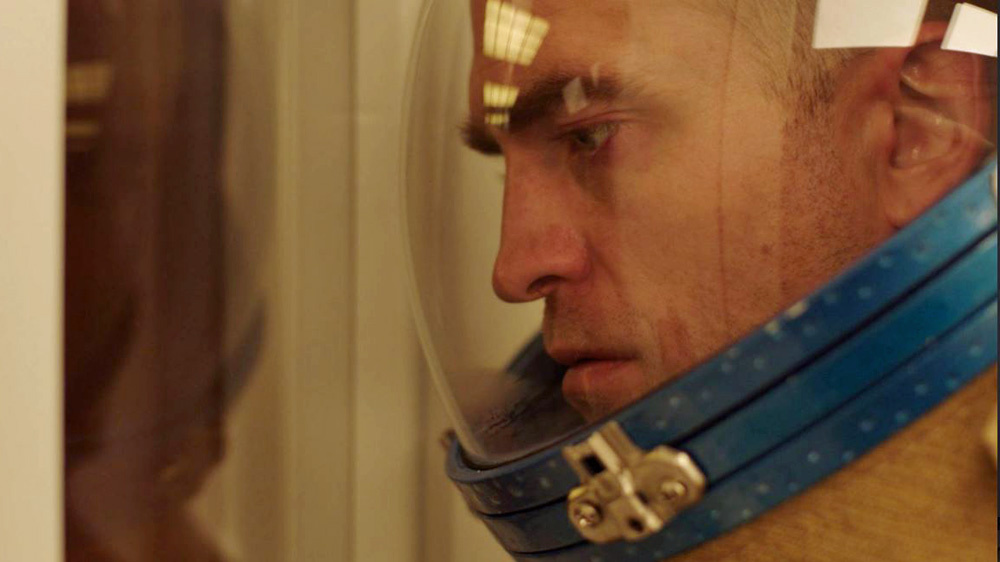 Robert Pattinson in High Life, dir. Claire Denis, 2018