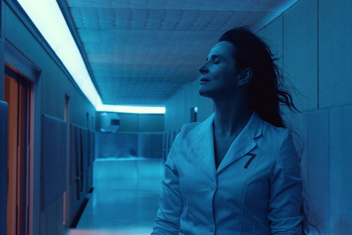 Juliette Binoche in High Life, dir. Claire Denis, 2018
