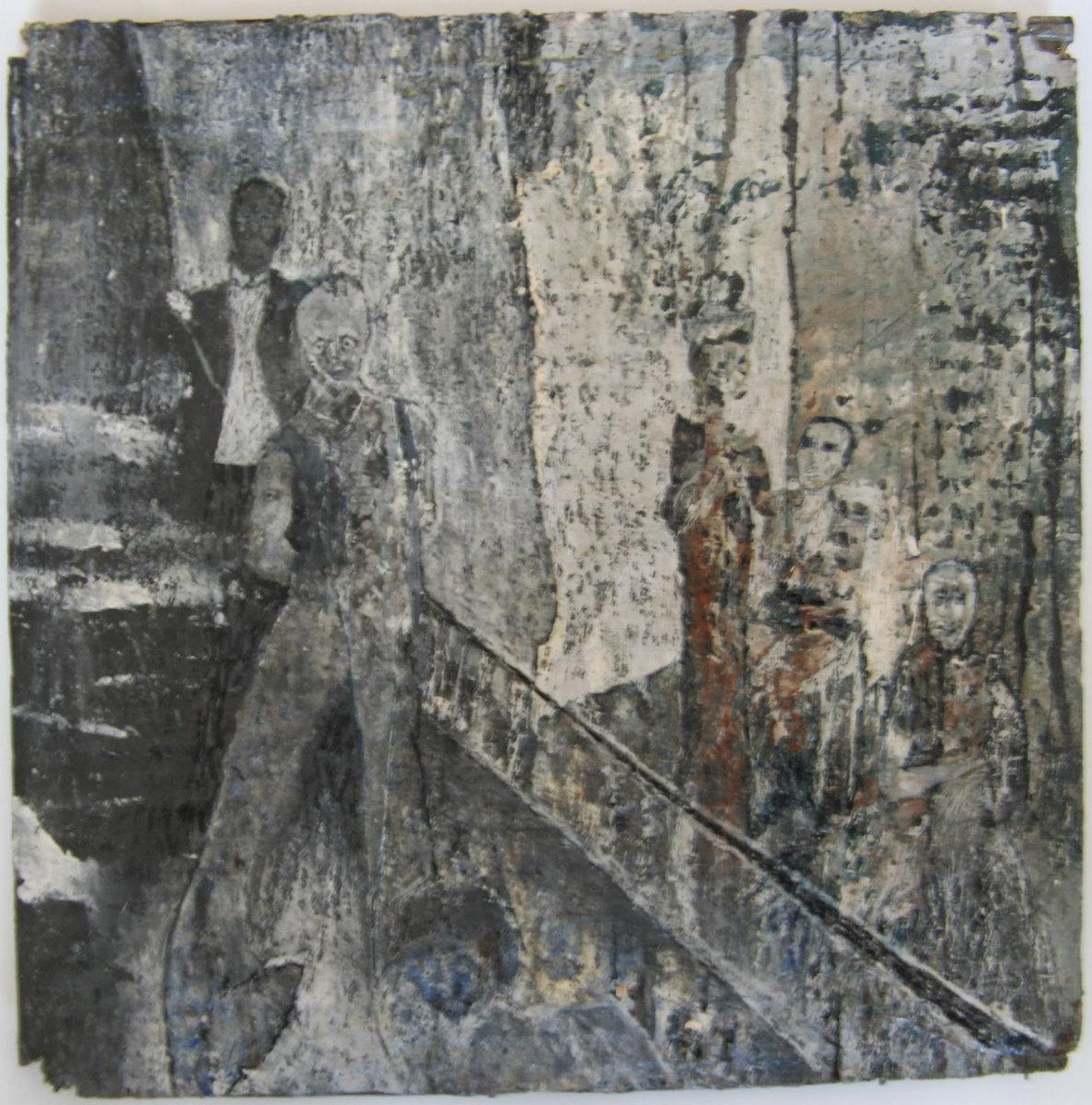 Ezekiel Doo, Hallway Song, 2019; artwork by Anthony Blokdijk