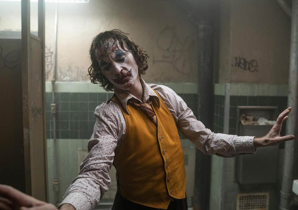 Joker, dir. Todd Phillips, 2019